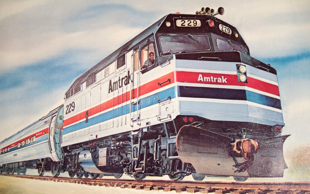 Rail Service Expansion In Montana