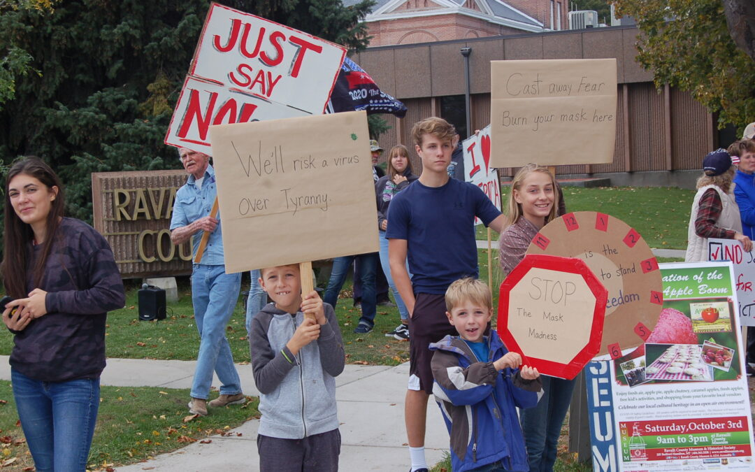 Ravalli County Citizens Stand For Liberty