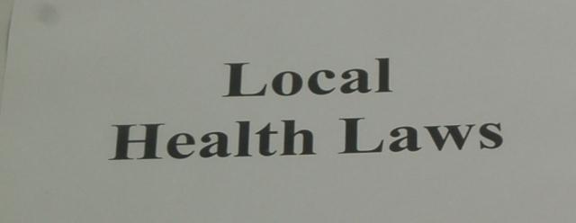 Health or Control