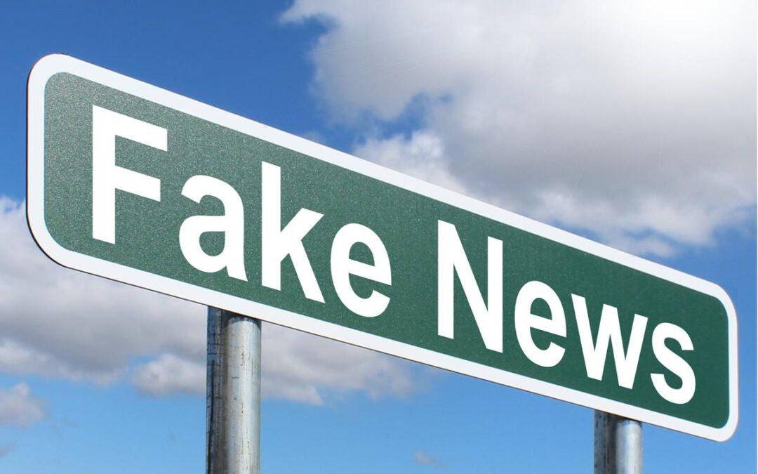 Fair & Open Elections & The Fake Media