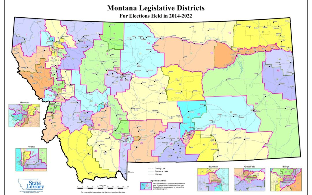 Will The Montana Redistricting Commission Represent The People Or Politics