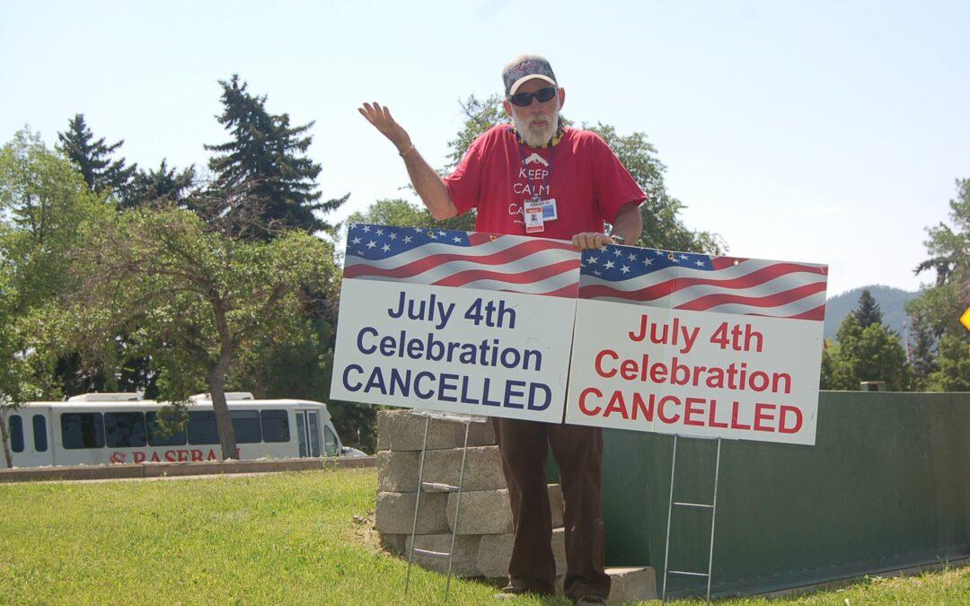 Independence Day Celebration Canceled In Helena