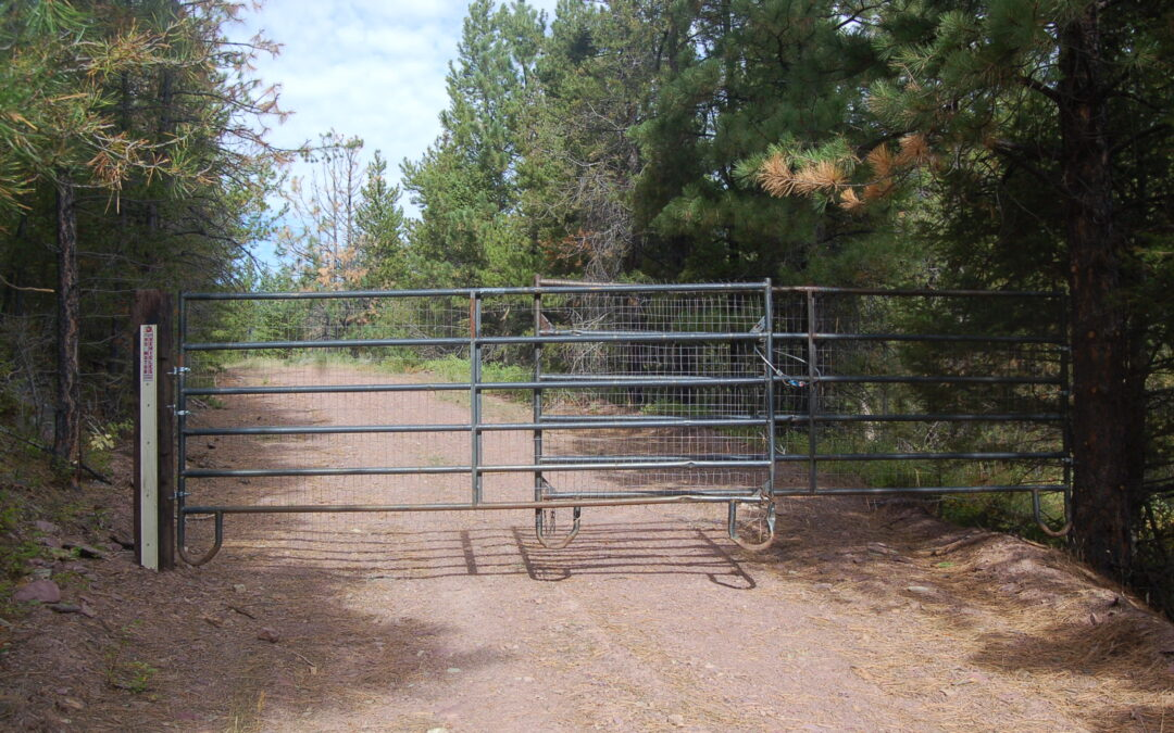 Land Access In Montana Part 1